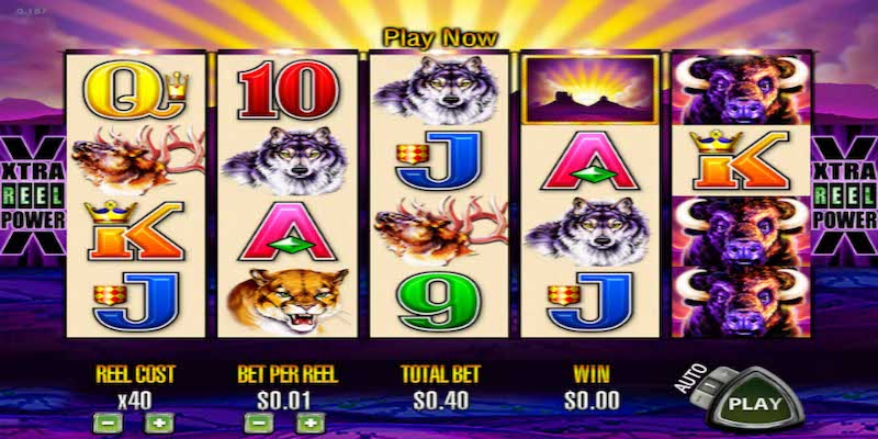Buffalo Slot Machine - Guide To Popular Buffalo Slot Machines