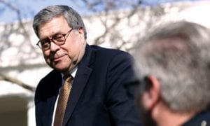 William Barr online gambling