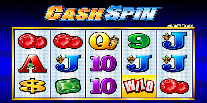 Cash Spin Slot: Spin to Win