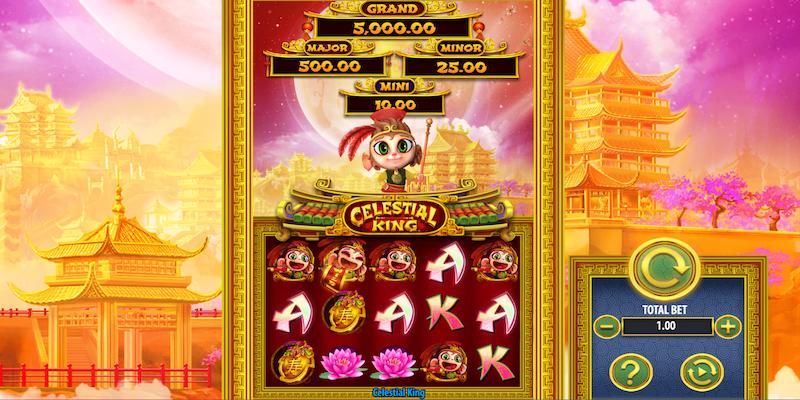Free Celestial King Slots