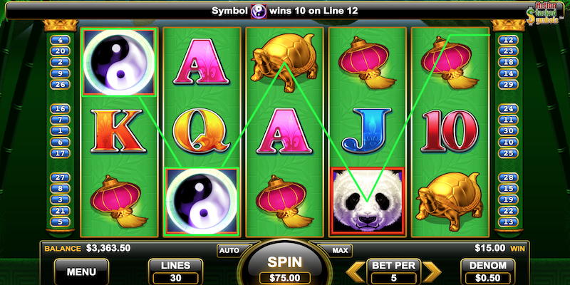 Free to Play China Shores Slot