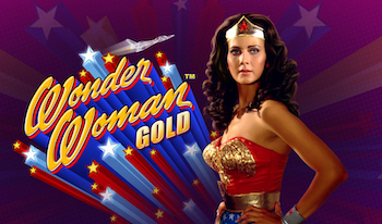 Wonder Woman Slots Machine