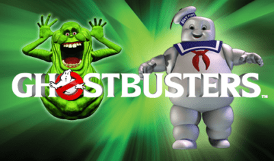 Ghostbusters Slots - Free Spins