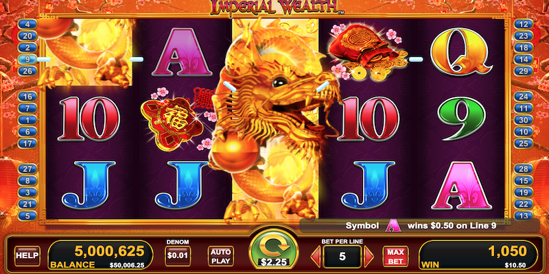 Free Imperial Wealth Slots