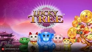 Lucky Tree Slot Machine