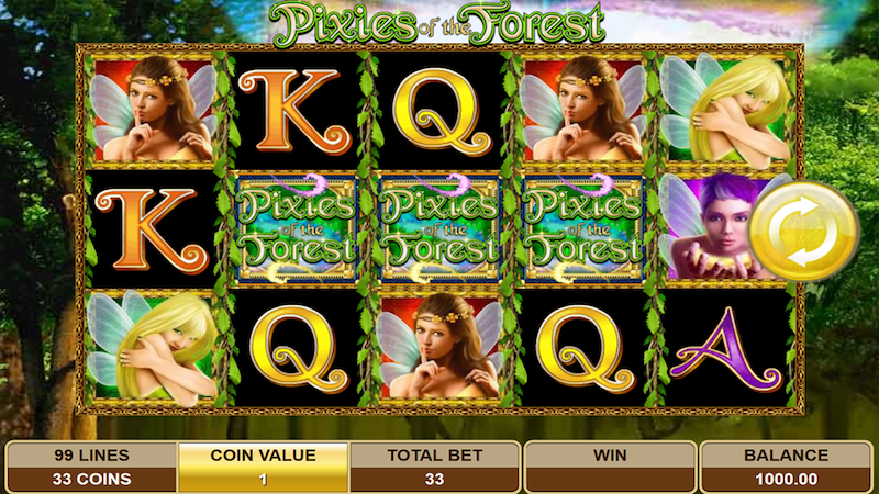 Pixies of the Forest Slots Free