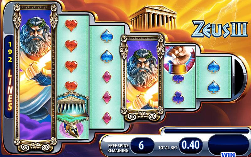 Free Slots Zeus Iii