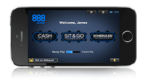 888 NJ Online Poker Room