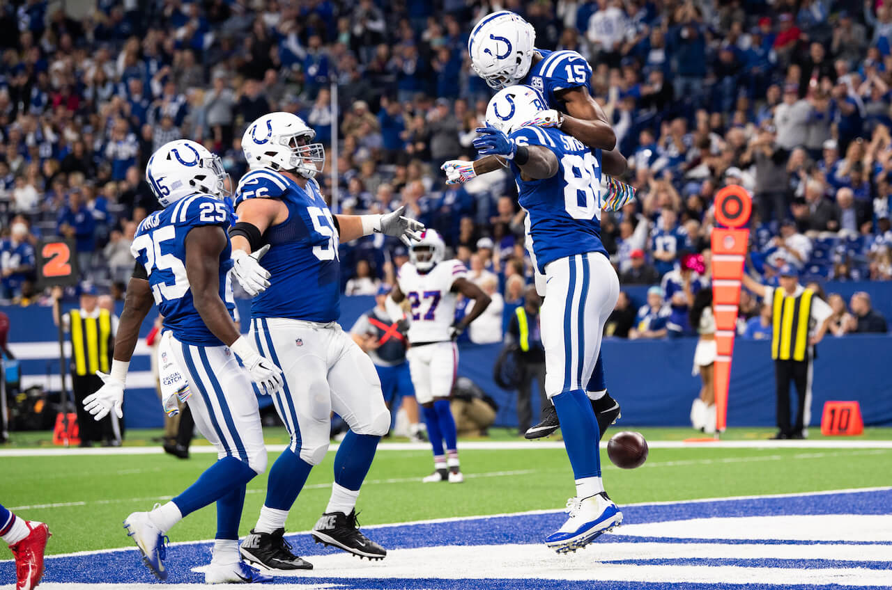 Indianapolis Colts sports betting deal