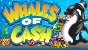 Whales of Cash Slots from Aristocrat