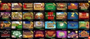 NJ online casino games